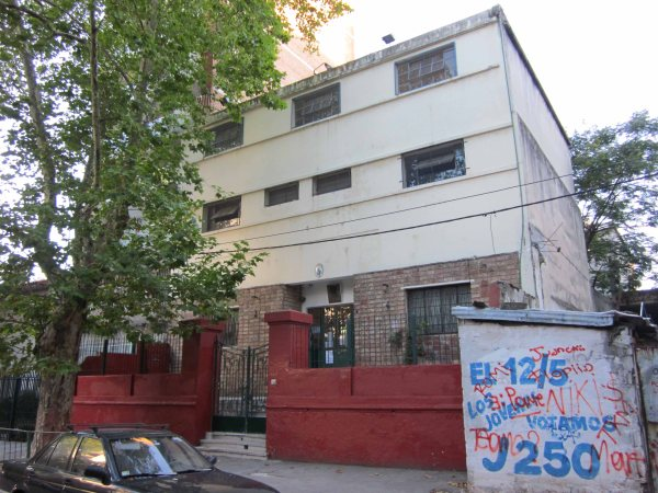 Viejo Liceo Joaquín Suárez Lizette Khoury