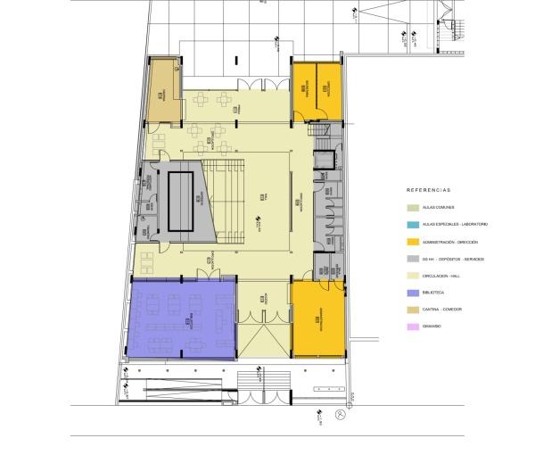 Planta Baja Liceo